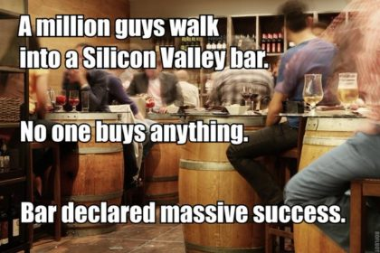 Silicon Valley Bar